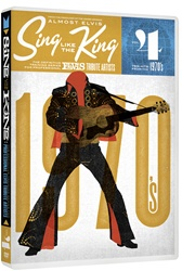 Sing Like the King DVD Volume 4