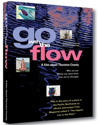 Go With The Flow: A Film About Olympia, Washington - DVD