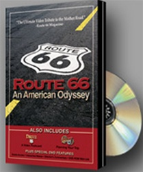 Route 66: An American Odyssey DVD